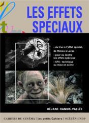 Les effets spéciaux - Couverture - Format classique