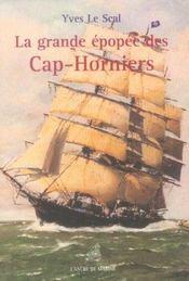 Grande epopee des cap-horniers - Intérieur - Format classique