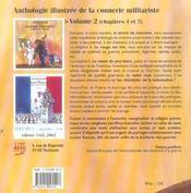 Anthologie Vol.2 De La Connerie Militariste - 4ème de couverture - Format classique