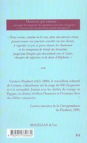 Le Nil (2e édition) - 4ème de couverture - Format classique