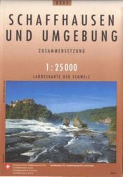 Schaffhausen und umgebund - Couverture - Format classique