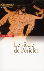 Le siècle de Périclès - Couverture - Format classique