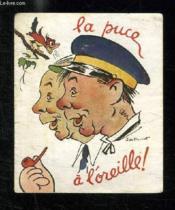Programme. La Puce A L Oreille. - Couverture - Format classique