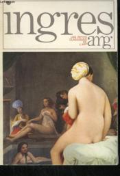 Ingres. Collection Les Petits Classiques De L'Art N° 29 - Couverture - Format classique