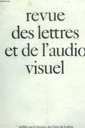 Revue Des Lettres Et De L'Audio-Visuel - Couverture - Format classique