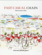 Fast casual chain - Couverture - Format classique