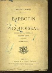 Barbotin Et Picquoiseau - Couverture - Format classique