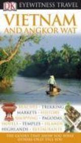 Eyewitness ; Vietnam And Angkor Wat - Couverture - Format classique