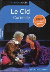 Le Cid, de Corneille - Couverture - Format classique