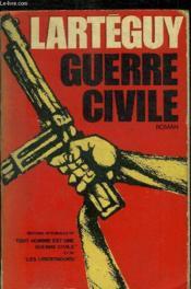 Guerre Civile - Couverture - Format classique