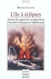 L'ile a eclipses - Intérieur - Format classique