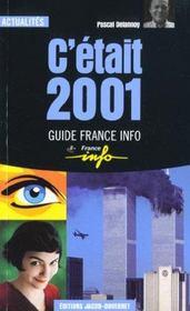 C etait 2001 - Intérieur - Format classique