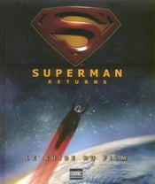Superman returns - Intérieur - Format classique