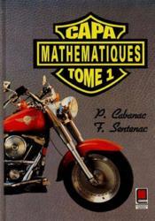 Mathematiques Pour Le Capa T.1 - Couverture - Format classique