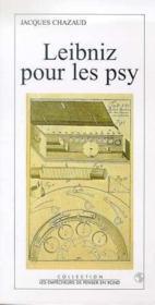 Leibniz pour les psy - Couverture - Format classique