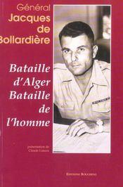 Bataille d'Alger, bataille de l'homme - Intérieur - Format classique