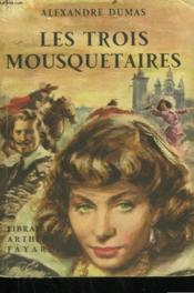 Les Trois Mousquetaires. - Couverture - Format classique