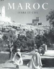 Maroc. Terre Et Ciel. - Couverture - Format classique