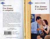 Une Femme A Conquerir - Undercover Fiancee - Couverture - Format classique