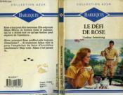 Le Defi De Rose - Reluctant Wife - Couverture - Format classique