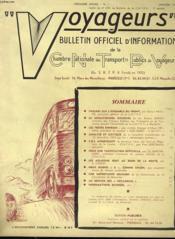 VOYAGEURS - N°1 - 1ere ANNEE - Couverture - Format classique