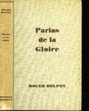 Parias De La Gloire - Couverture - Format classique