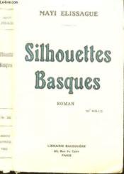 Silhouettes Basques - Couverture - Format classique