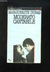 Moderato cantabile - Couverture - Format classique