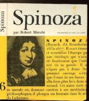 Spinoza - Collection Philiosophes De Tous Les Temps N°6 - Couverture - Format classique