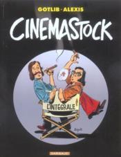Cinemastock - tome 0 - cinemastock - integrale complete - Couverture - Format classique