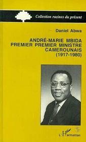 Andre-Marie Mbida, Premier Premier Ministre Camerounais, 1917-1980 - Intérieur - Format classique