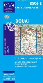 Douai - Couverture - Format classique
