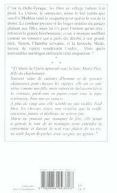 Bal Des Sabots (Le) - 4ème de couverture - Format classique