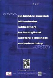 Les Ecoles De Commerce ; Edition 2001 - 4ème de couverture - Format classique