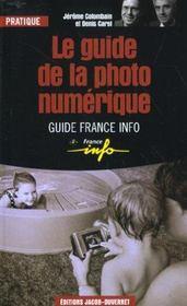 Guide de la photo numerique - Intérieur - Format classique
