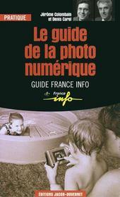Guide de la photo numerique - Couverture - Format classique
