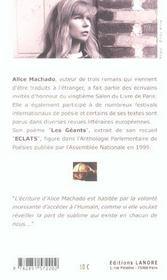 Agitation Des Reves (L') - 4ème de couverture - Format classique