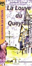 La Louve Du Queyras - Couverture - Format classique