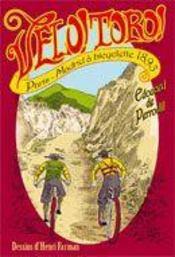 Vélo ! toro ! Paris-Madrid à bicyclette 1893 - Intérieur - Format classique