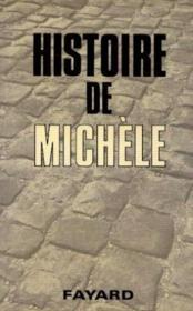 Histoire de Michèle - Couverture - Format classique