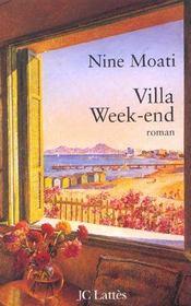 Villa week end - Intérieur - Format classique