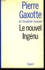 Le Nouvel Ingenu. - Couverture - Format classique