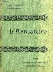 L'Armature. - Couverture - Format classique