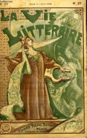 Morte En Mer. La Vie Litteraire. - Couverture - Format classique
