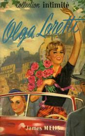 Olga Loretti - Couverture - Format classique
