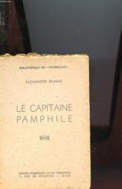 Le Capitaine Pamphile - Couverture - Format classique