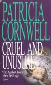 Cruel And Unusual - Couverture - Format classique