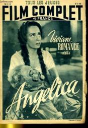 Tous Les Jeudis Film Complet N° 110 - Angelina - Couverture - Format classique