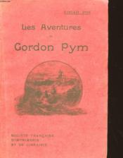 Aventures De Gordon Pym - Couverture - Format classique