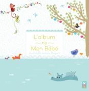 L'album de mon bébé - Couverture - Format classique